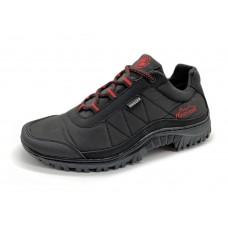 Мужские кроссовки спорт черная болонка