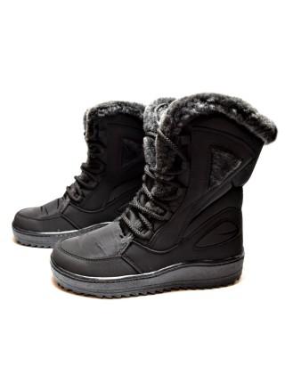 Ботинки женские на зиму, теплые и удобные