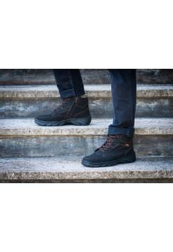 Ботинки Sigol зимние прошитые